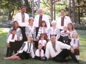 Koszarny Family picture