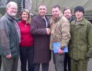 Lenna Waschuk Cdn Milit Aid 2015
