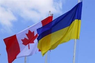 Canada-Ukraine-Flag 2