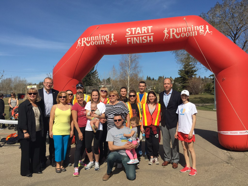 Edmonton Run